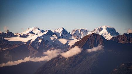 雪山风景高端桌面4K+高清壁纸图片