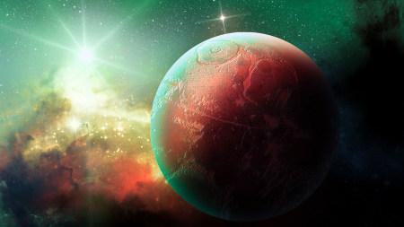 行星百变桌面精选高清壁纸