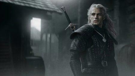 猎魔人 亨利·卡维尔极品壁纸推荐高清壁纸