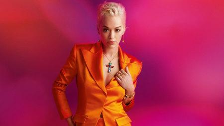 瑞塔·奥拉(Rita Ora)高端桌面4K+高清壁纸图片