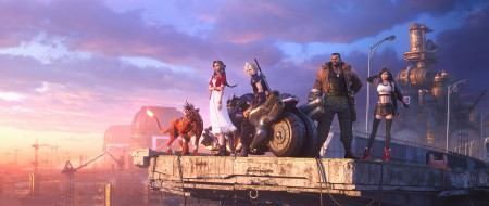 最终幻想VII极品游戏桌面精选4K+高清壁纸