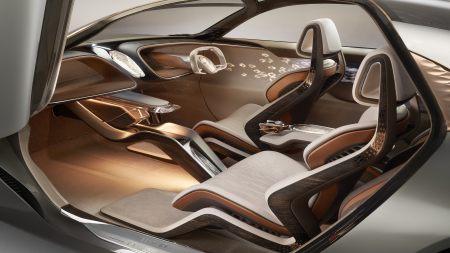 宾利EXP 100 GT概念车百变桌面精选高清壁纸