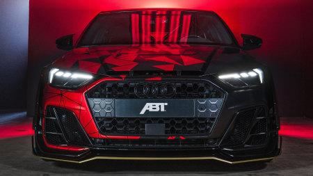 ABT改造版奥迪A1 One of One百变桌面精选高清壁纸