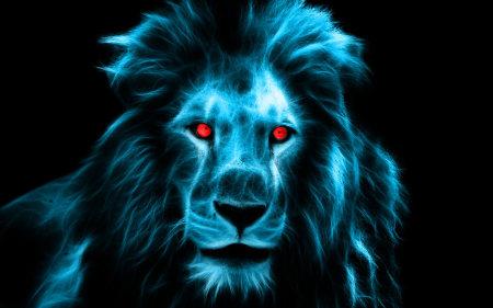 狮子高端桌面4K+高清壁纸图片