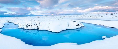 冰天雪地的自然风光高端桌面4K+高清壁纸图片