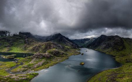 苏格兰自然风景高端桌面4K+高清壁纸图片