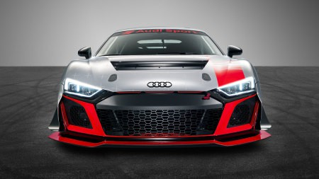 2019款奥迪R8 LMS GT4赛车极品壁纸推荐高清壁纸