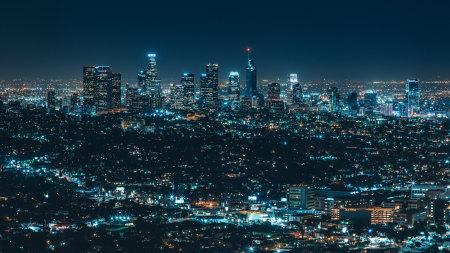 城市夜景高端桌面4K+高清壁纸图片