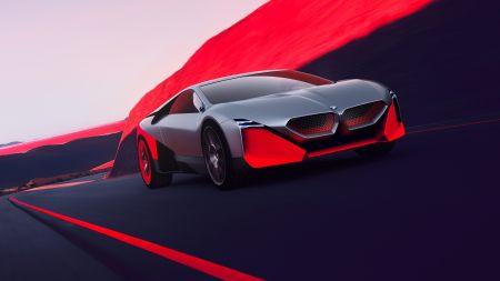 宝马Vision M NEXT概念车百变桌面精选高清壁纸