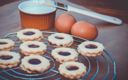 曲奇饼干和鸡蛋极品游戏桌面精选4K+高清壁纸