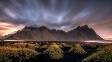 冰岛西角山风景高端桌面4K+高清壁纸图片