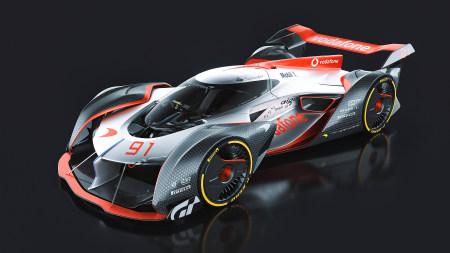 迈凯轮Ultimate Vision Gran Turismo极品壁纸推荐高清壁纸