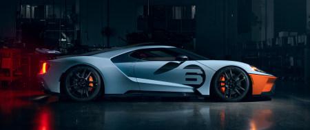 福特GT超级跑车极品游戏桌面精选4K+高清壁纸