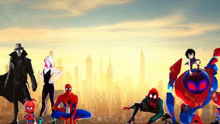 蜘蛛侠:平行宇宙极品壁纸推荐高清壁纸