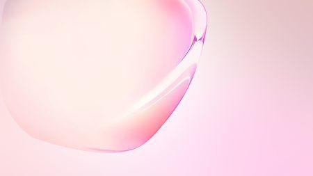 三星Galaxy Note10内置粉色渐变背景极品壁纸推荐高清壁纸