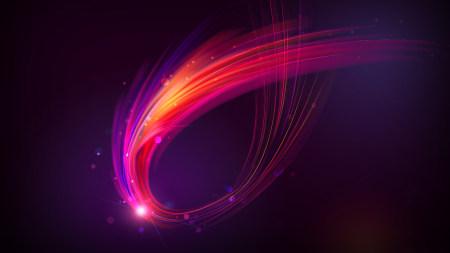 彩色光束高端桌面4K+高清壁纸图片