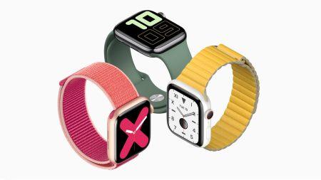 Apple Watch Series 5高端桌面4K+高清壁纸图片