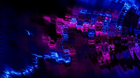抽象紫蓝色扭曲背景极品游戏桌面精选4K+高清壁纸