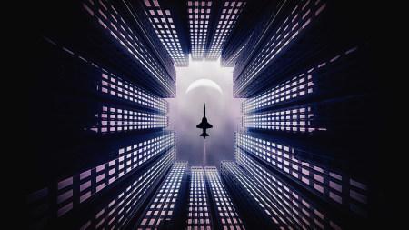 空中喷气式战斗机百变桌面精选高清壁纸