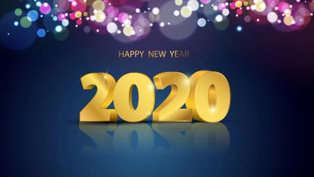 2020新年快乐极品游戏桌面精选4K+高清壁纸
