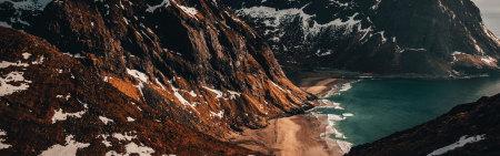 挪威罗弗敦群岛风景极品壁纸推荐高清壁纸