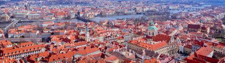 捷克布拉格城市风貌高端桌面4K+高清壁纸图片
