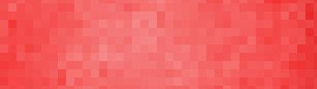 红色像素背景极品游戏桌面精选4K+高清壁纸