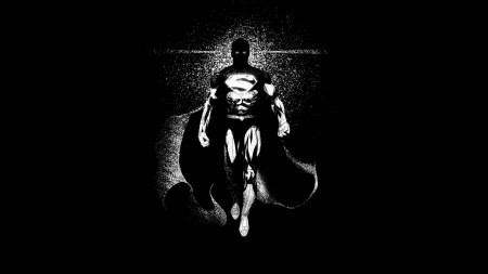 超人插画极品游戏桌面精选4K+高清壁纸
