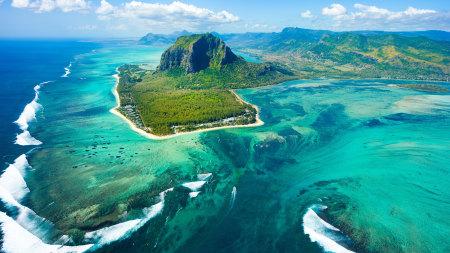 珊瑚岛高端桌面4K+高清壁纸图片