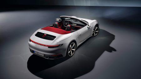 保时捷911 Carrera Cabriolet百变桌面精选高清壁纸