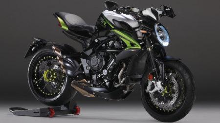 2020款奥古斯塔(MV Agusta) Dragster 800 RR摩托车极品游戏桌面精选4K+高清壁纸