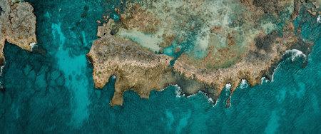 太平洋海岸鸟瞰图百变桌面精选高清壁纸