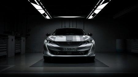 标致508 Sport Engineered概念车百变桌面精选高清壁纸