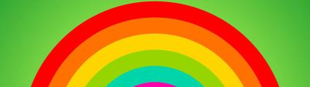 彩虹圆弧极品游戏桌面精选4K+高清壁纸