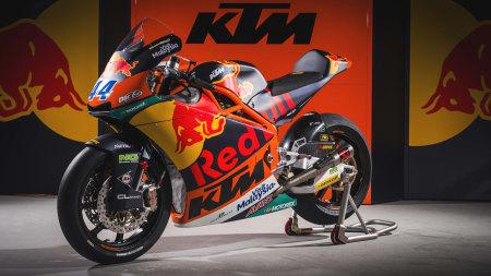 KTM红牛车队Moto2摩托车极品壁纸推荐高清壁纸