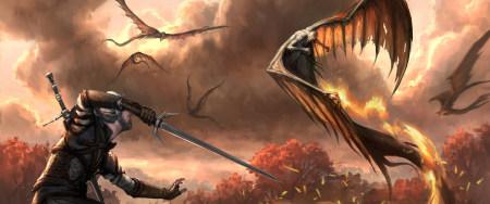 巫师3:狂猎极品游戏桌面精选4K+高清壁纸
