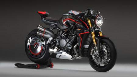 2020款奥古斯塔(MV Agusta) Rush 1000摩托车极品壁纸推荐高清壁纸