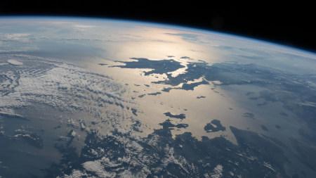 太空拍摄的希腊风景高端桌面4K+高清壁纸图片