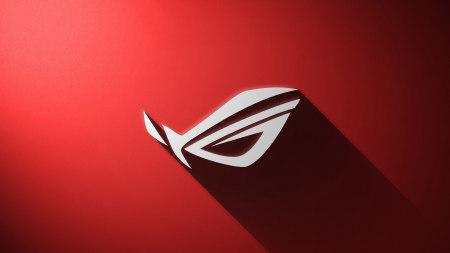 华硕ROG Logo极品游戏桌面精选4K+高清壁纸