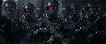 未来士兵极品游戏桌面精选4K+高清壁纸
