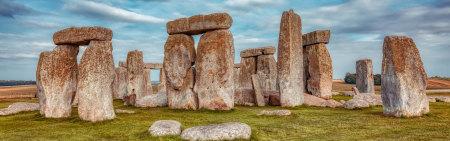 英国巨石阵高端桌面4K+高清壁纸图片