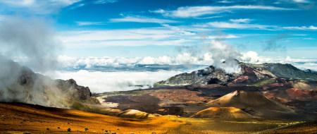 哈莱亚卡拉火山风景高端桌面4K+高清壁纸图片