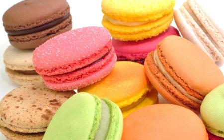 五颜六色的甜点极品壁纸推荐高清壁纸