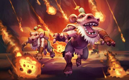 炉石传说:魔兽英雄传极品游戏桌面精选4K+高清壁纸
