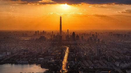 中国天津城市摄影高端桌面4K+高清壁纸图片