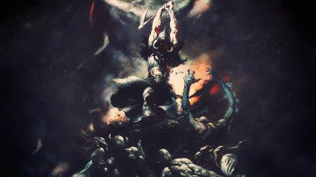 恶魔和勇士极品游戏桌面精选4K+高清壁纸