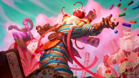 神之浩劫极品游戏桌面精选4K+高清壁纸