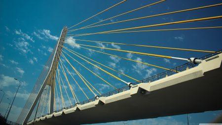 桥梁建筑高端桌面4K+高清壁纸图片