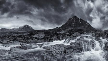 苏格兰群山极品游戏桌面精选4K+高清壁纸