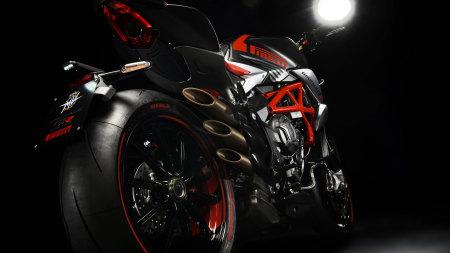 2019款奥古斯塔(MV Agusta) Brutale 800 RR Pirelli摩托车极品游戏桌面精选4K+高清壁纸